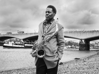 Steve Williamson - saxophonist